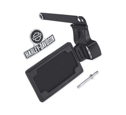 Harley-Davidson® Side-Mount License Plate Kit 60978-10