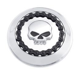 Skull & Chain Fuel Cap Trim