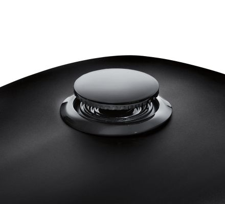 Harley-Davidson® Flush-Mount Gas Cap- Gloss Black 63140-10A