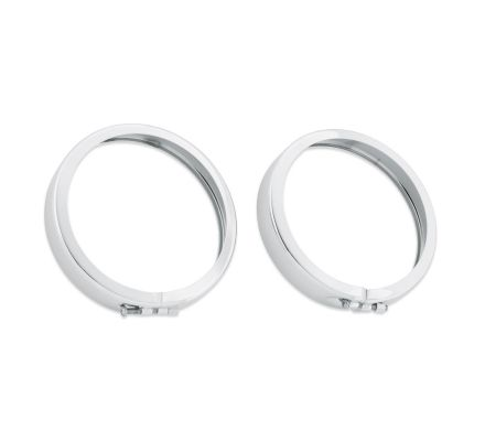 Harley-Davidson® Passing Lamp Trim Rings 68775-93TA