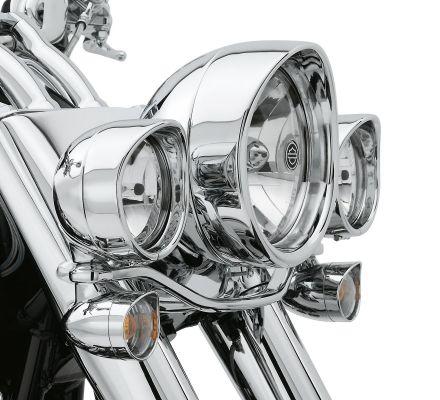 Harley-Davidson® Visor Style Headlamp Trim Ring 69734-05