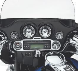 Radio and Gauge Faceplate Trim