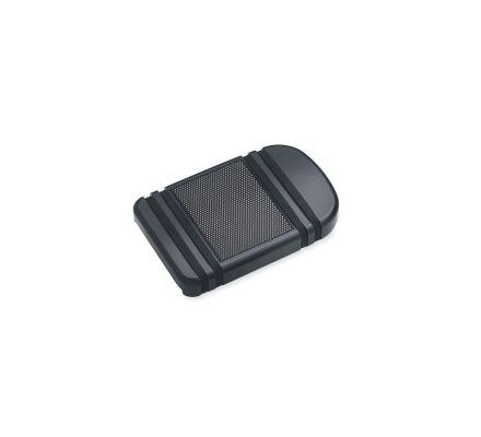 Harley-Davidson® Diamond Black Large Brake Pedal Pad 46718-08