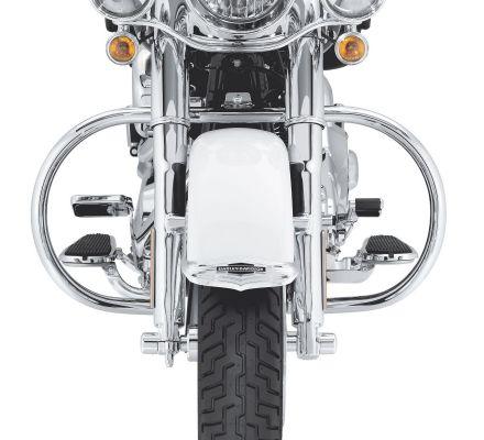 Harley-Davidson® Nostalgic Curved Engine Guard 49037-05A