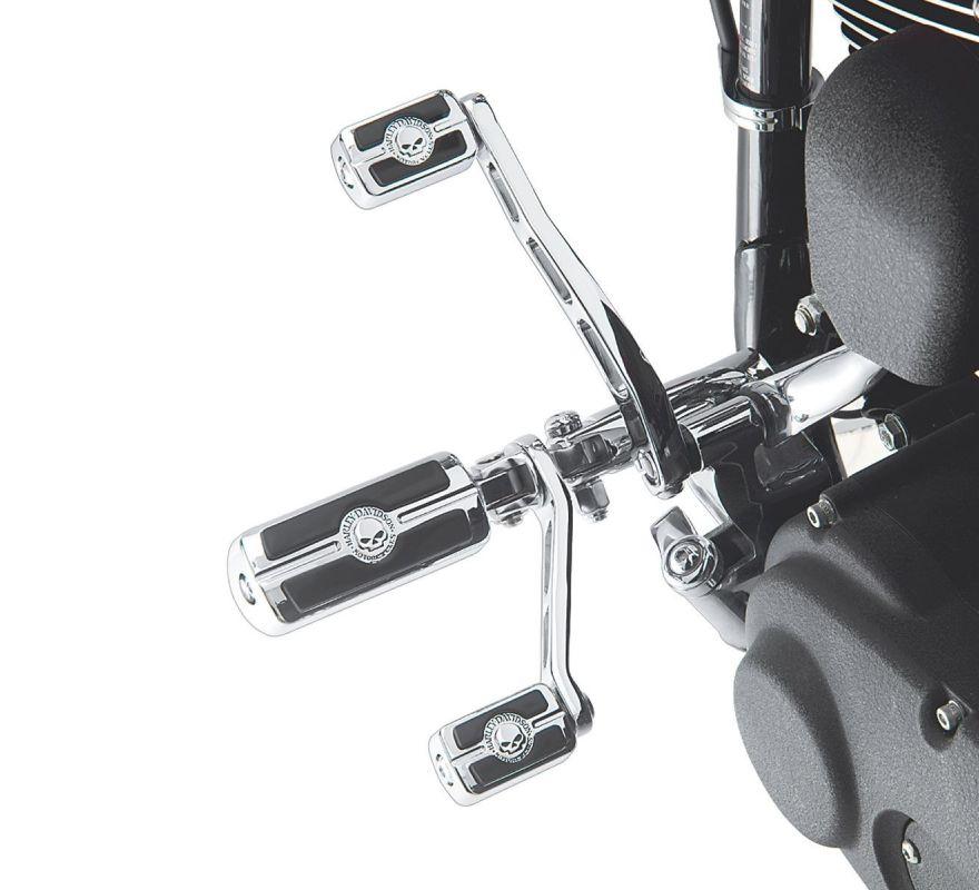 Harley Davidson Skull Foot Pegs 50370