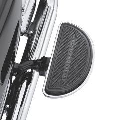 Harley-Davidson® Half-Moon Passenger Footboard Pans and Inserts 50807-08