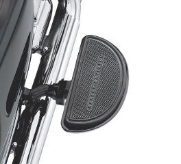 Harley-Davidson® Half-Moon Passenger Footboard Pans and Inserts 50810-08