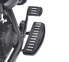 Harley-Davidson® Edge Cut Rider Footboard Insert Kit- Traditional Shape 54187-10