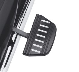 Harley-Davidson® Edge Cut Passenger Footboard Insert Kit- Traditional Shape 54196-10