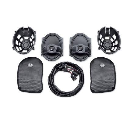 Harley-Davidson® Boom! Audio Saddlebag Speaker Kit 76000202