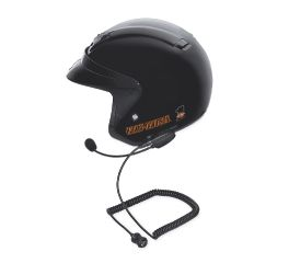 Harley-Davidson® Boom! Audio Full Helmet Premium Music and Communications Headset 77117-10