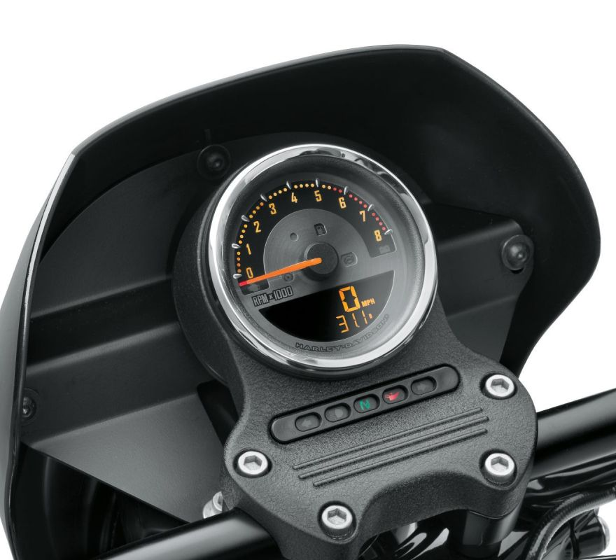 70900274 Harley Davidson 174 Combination Digital