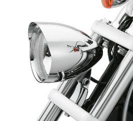 Harley-Davidson® Bullet Headlamp Kit 68593-06