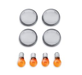 Harley-Davidson® Smoked Turn Signal Lens Kit 69304-02