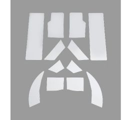 Harley-Davidson® Transparent Paint Guard Kit 83989-10A