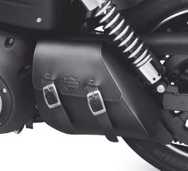 Harley-Davidson® Single-Sided Swingarm Bag 90200570
