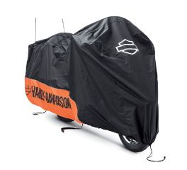 Harley-Davidson® Indoor/Outdoor Motorcycle Cover 93100023