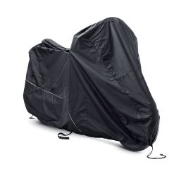 Harley-Davidson® Indoor/Outdoor Black Motorcycle Cover 93100025