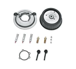 Harley-Davidson® Screamin' Eagle Round Sportster Stage 1 Air Cleaner Kit 29000019A