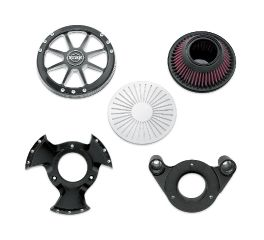 Harley-Davidson® Burst Performance Air Cleaner Kit 29000066