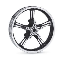 Harley-Davidson® Anarchy 5-Spoke 18 in. Front Wheel 55128-11