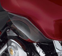 Harley-Davidson® Smoked Fairing Air Deflector 58120-96A