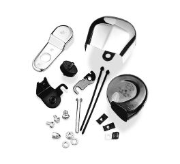 Harley-Davidson® Chrome Horn Kit 69112-95E