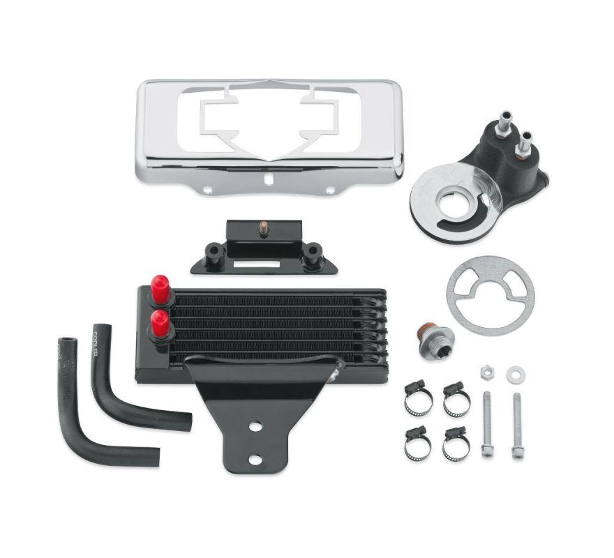 26151 07b Harley Davidson 174 Premium Oil Cooler Kit For