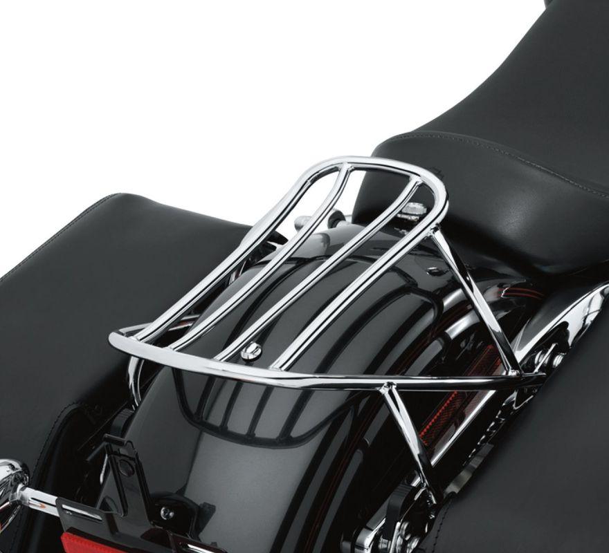53511 06a Harley Davidson 174 H D Detachables Solo Rack