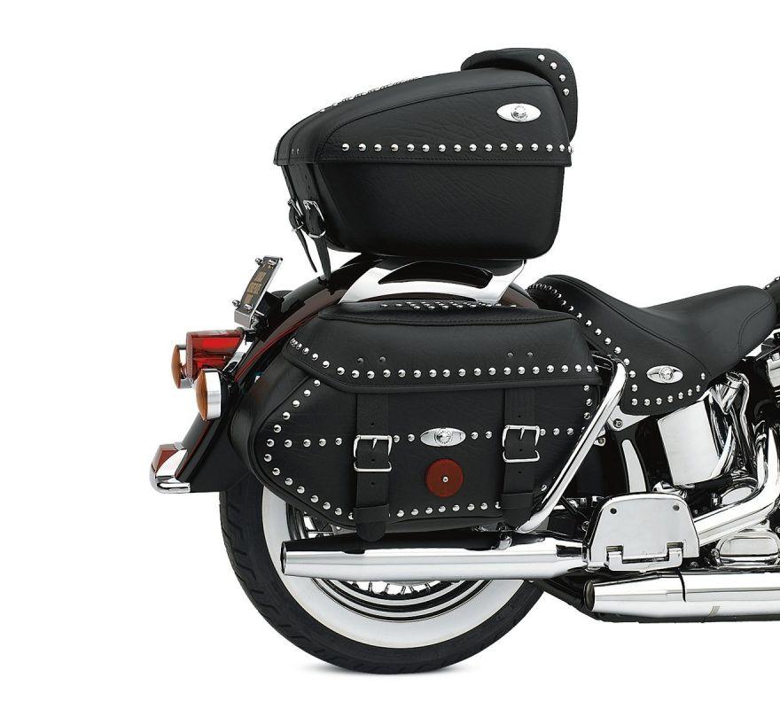53559 04b Harley Davidson 174 H D Detachables Solo Tour Pak