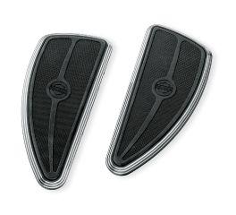 Harley-Davidson® Burst Passenger Footboard Kit 50500245A