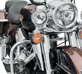 Harley-Davidson® Fork-Mount Wind Deflectors 57400146A