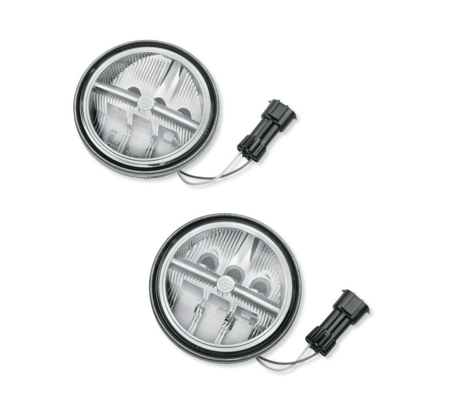 Harley-Davidson® Daymaker™ Reflector LED Auxiliary Lamps on