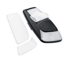 Harley-Davidson® Transparent Paint Guard Kit - Front Saddlebag Lid 11100098