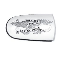 Harley-Davidson® Live To Ride Air Cleaner Trim 61300219