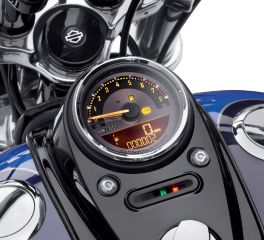4 in. Combination Digital Speedometer/Analog Tachometer