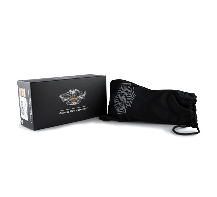 b3266038722 Harley-Davidson® HD Drag Smoke Grey in Matte Black Frame Sunglasses ...