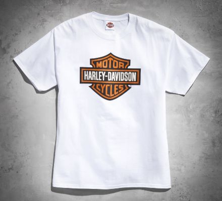 Harley-Davidson® Men's Loud & Clear Bar & Shield Logo Tee 99184-13VM