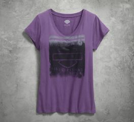 Women's Journey Is Everything V-Neck Tee