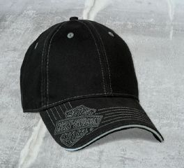 Men's Bar and Shield Baseball Cap, Global Products, Inc. BCC30230