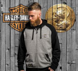 Harley-Davidson® Men's Gear Legacy Hoodie, VF Licensed Sports Group HAAM-HC33