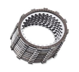 Harley-Davidson® Screamin' Eagle High Capacity Clutch Plate Kit - Milwaukee-Eight Engine 37000258