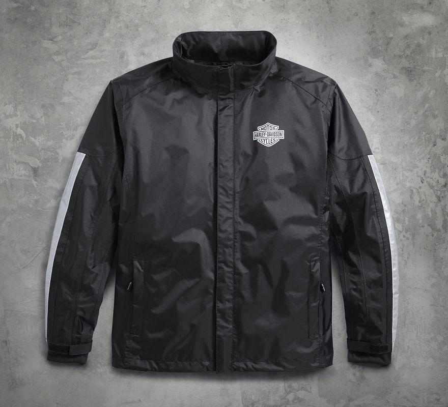 Breathable Rain Jacket