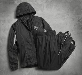 Harley-Davidson® Women's Reflective Rain Suit 98204-17VW