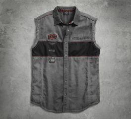 Harley-Davidson® Men's Iron Block Blow Out 99019-17VM