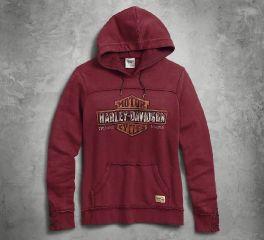 Harley-Davidson® Women's Genuine Pullover Hoodie 99101-17VW