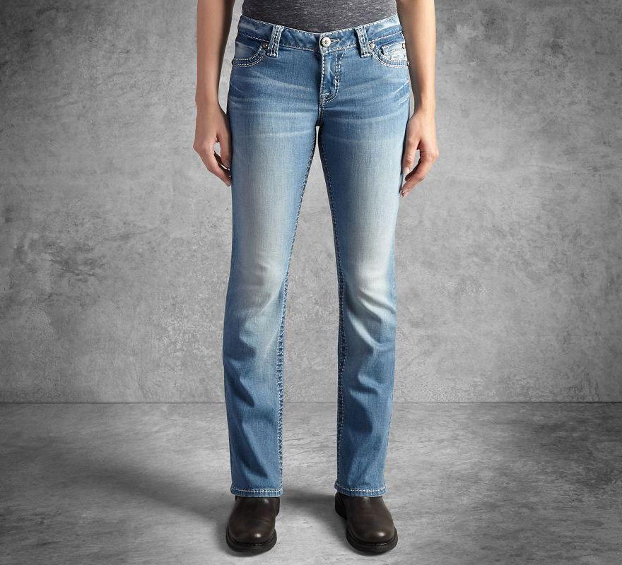 Low Rise Jeans Men
