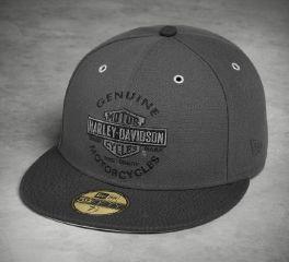 Harley-Davidson® Men's Genuine Logo 59FIFTY® Cap 99401-17VM