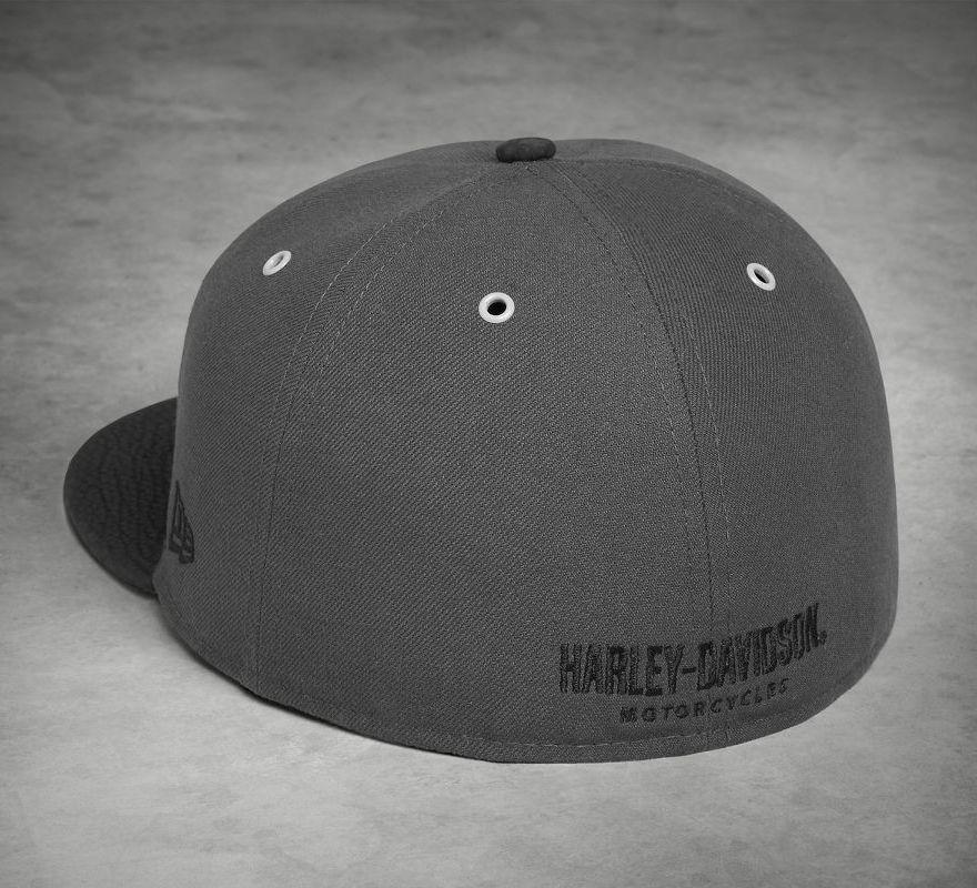8daa74fe3 ... Harley-Davidson® Men's Genuine Logo 59FIFTY® Cap 99401-17VM