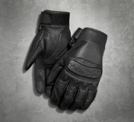 Harley-Davidson® Men's Oakway Leather Gloves 97385-17VM